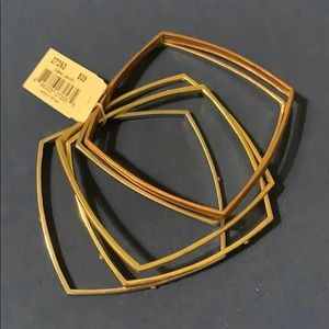 Cookie Lee Square Bangles